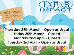 IPS Easter Opening 2018