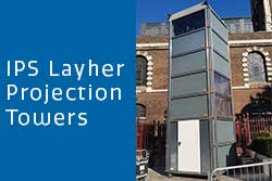 Layher Projection Towers