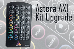 Astera AX1 Kit Upgrade