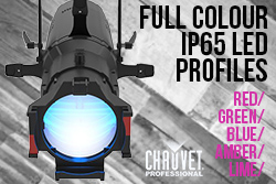 Chauvet RGBAL IP LED Profile