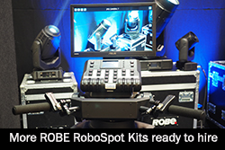 More RoboSpot Kits