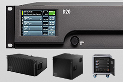 More db D20 V SERIES