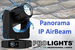 Prolights Panorama IP Airbeam