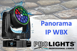 Prolights Panorama IP Wash