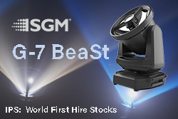 SGM G 7 BeaSt IPS World First Hire Stock